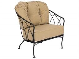 Woodard Delaney Wrought Iron Lounge Chair