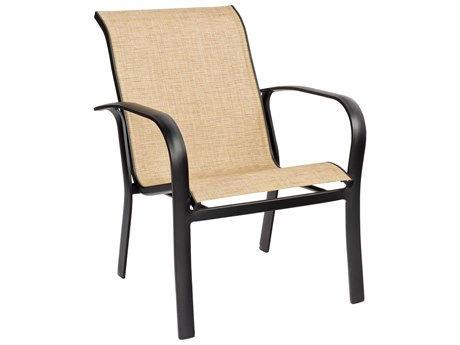 Woodard Fremont Sling Aluminum Dining Chair