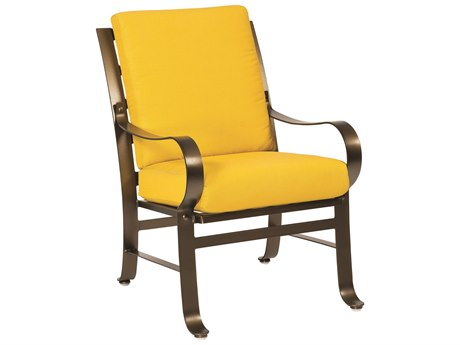 Woodard Cascade Wrought Iron Dining Chair WR2W0001