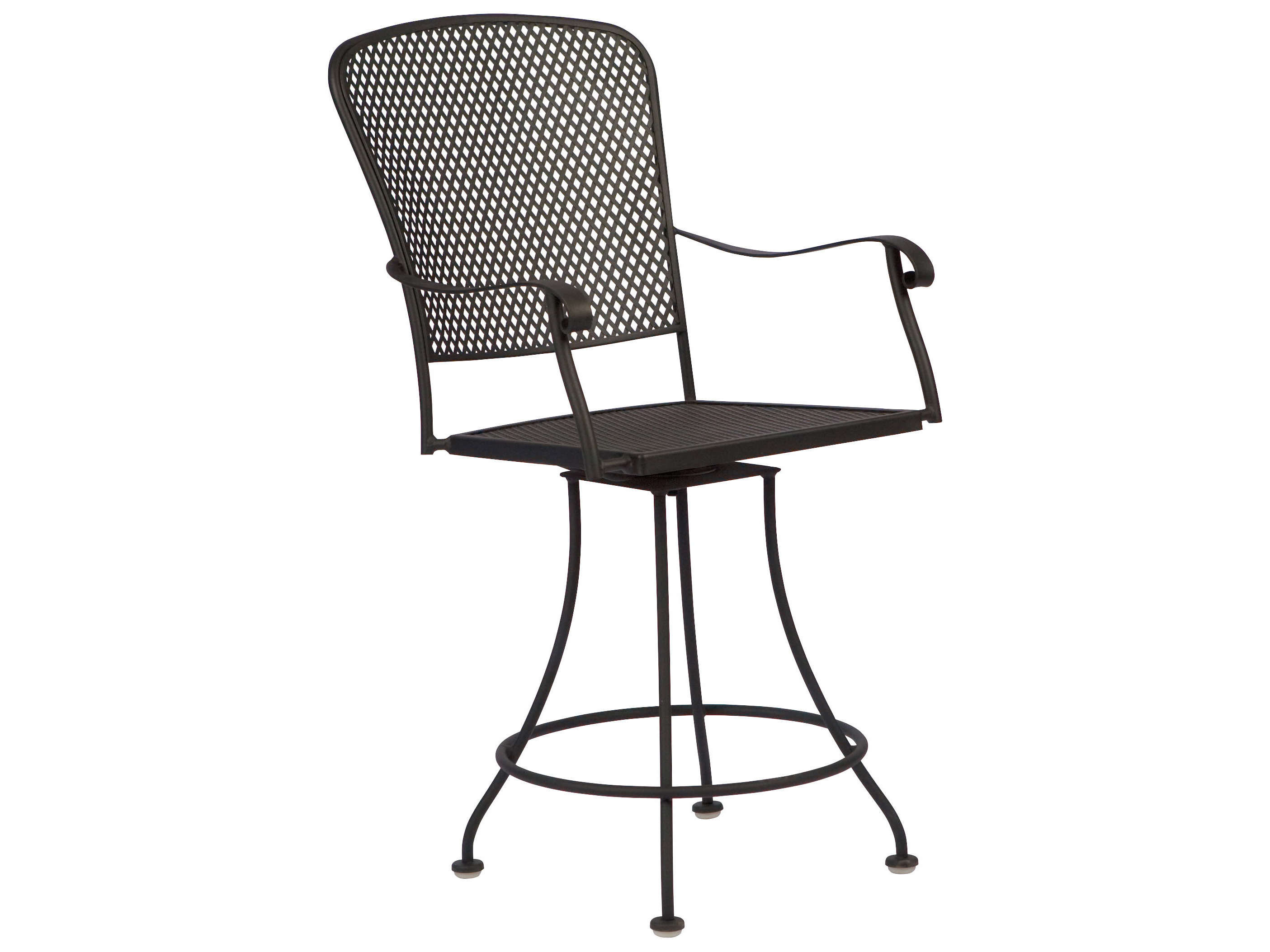 Woodard Fullerton Swivel Counter Stool Replacement  : WR2Z0069CH1zm from www.patioliving.com size 2809 x 2107 jpeg 497kB