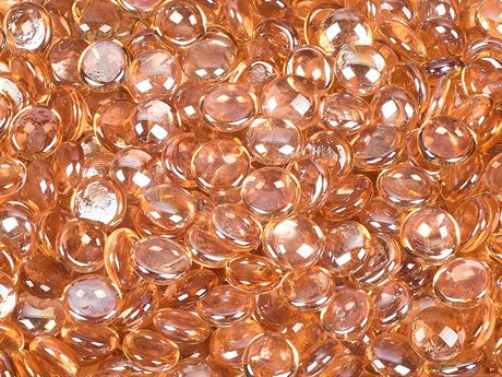 Woodard Replacement Beads By The Set Champagne Beads for Rectangular Burner