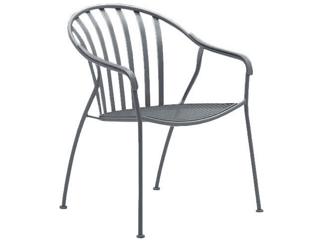 Woodard Valencia Stackable Barrel Dining Chair Replacement
