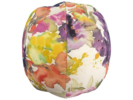 Woodard Large Beach Ball Throw Pillow