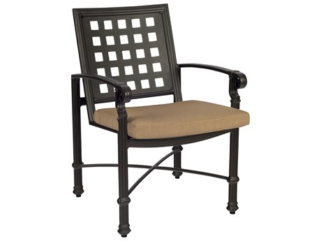 Woodard Spartan Aluminum Dining Chair