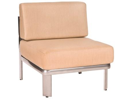 Woodard Metropolis Sectional Unit Replacement Cushions