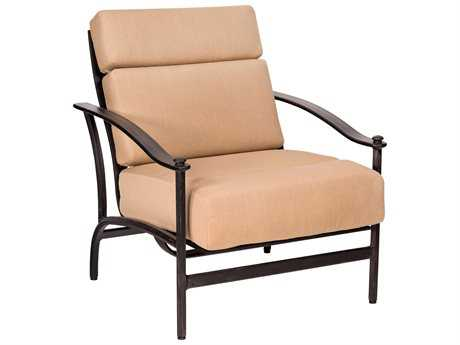 Woodard Nob Hill Internal Rocking Lounge Chair Replacement Cushions