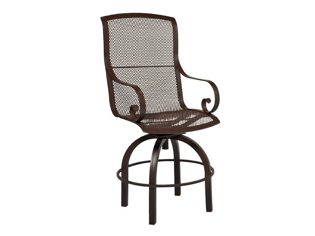 Woodard Wingate Counter Stool Replacement Cushions 3x0468ch