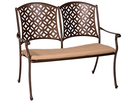 Woodard Casa Bench Replacement Cushions