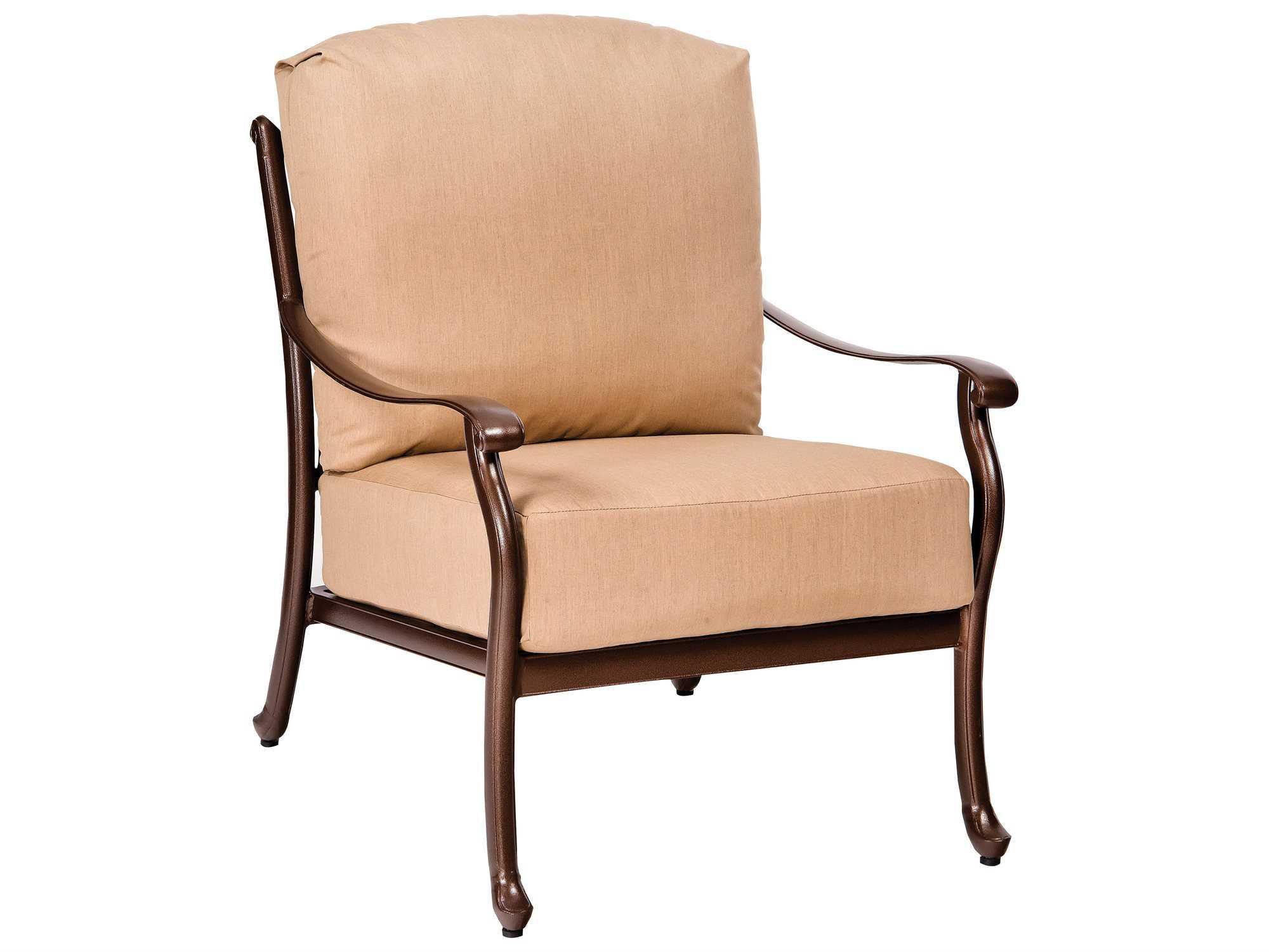 Woodard Casa Lounge Chair Replacement Cushions