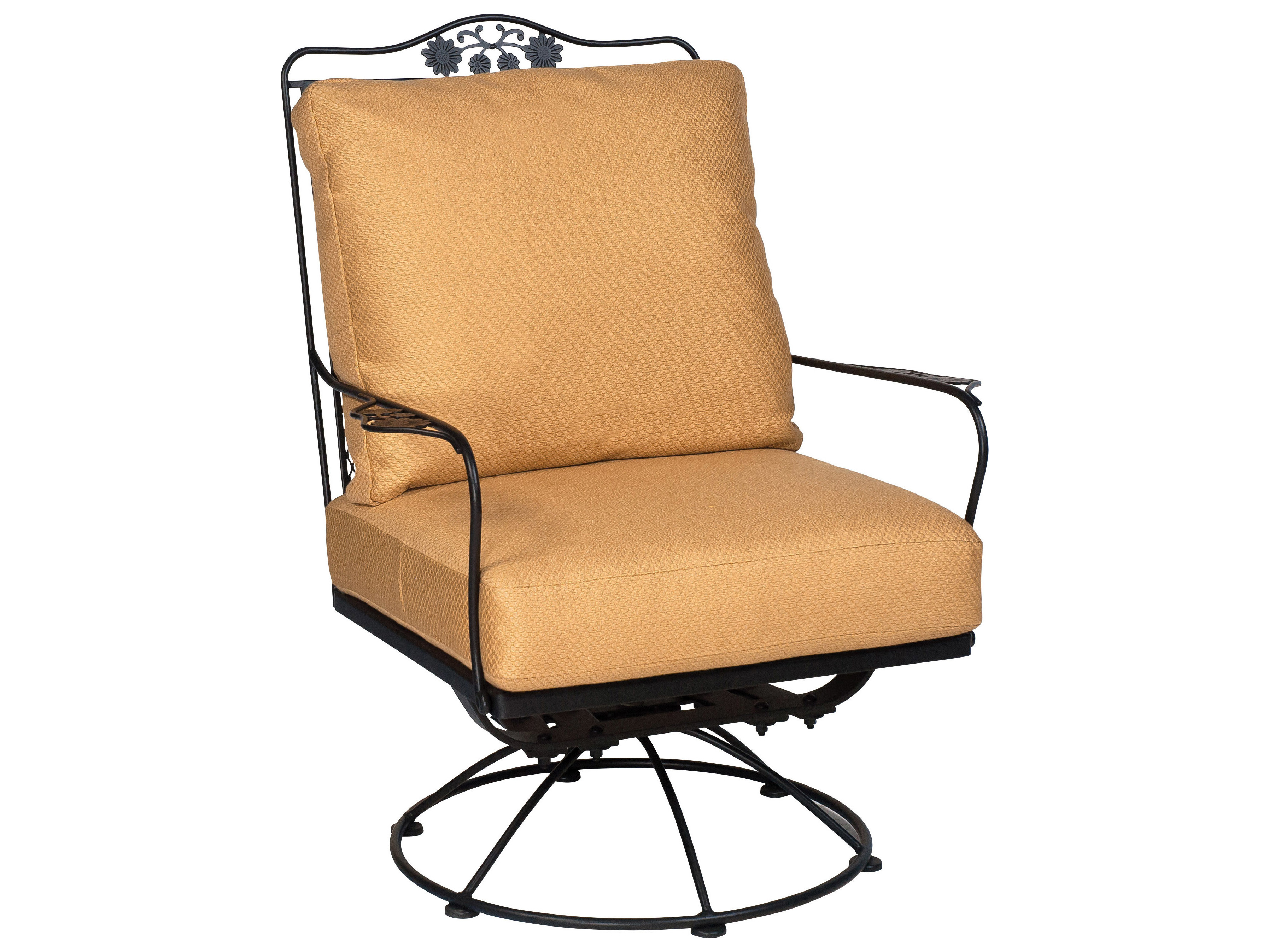 Woodard Briarwood Swivel Rocker Lounge Chair Replacement