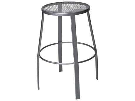 Woodard Mesh Seat Bar Stool