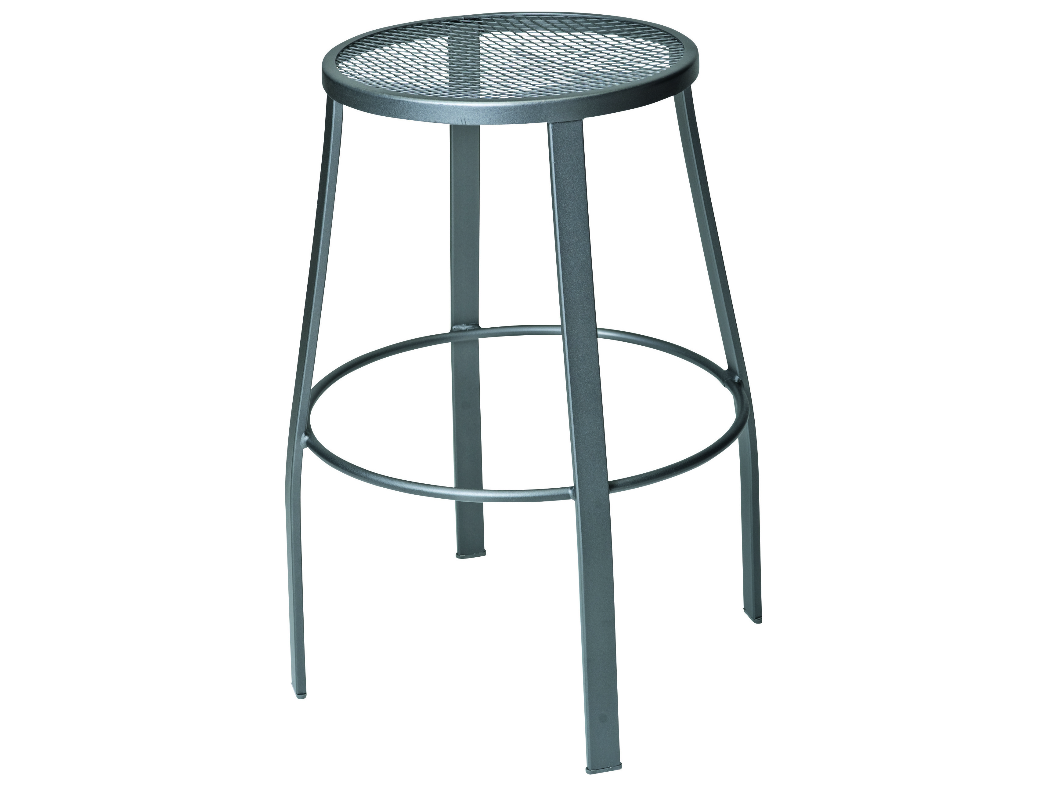 Woodard Mesh Seat Bar Stool 470281