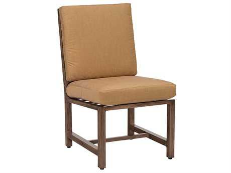 Woodard Woodlands Dining Side Chair Replacement Cushions