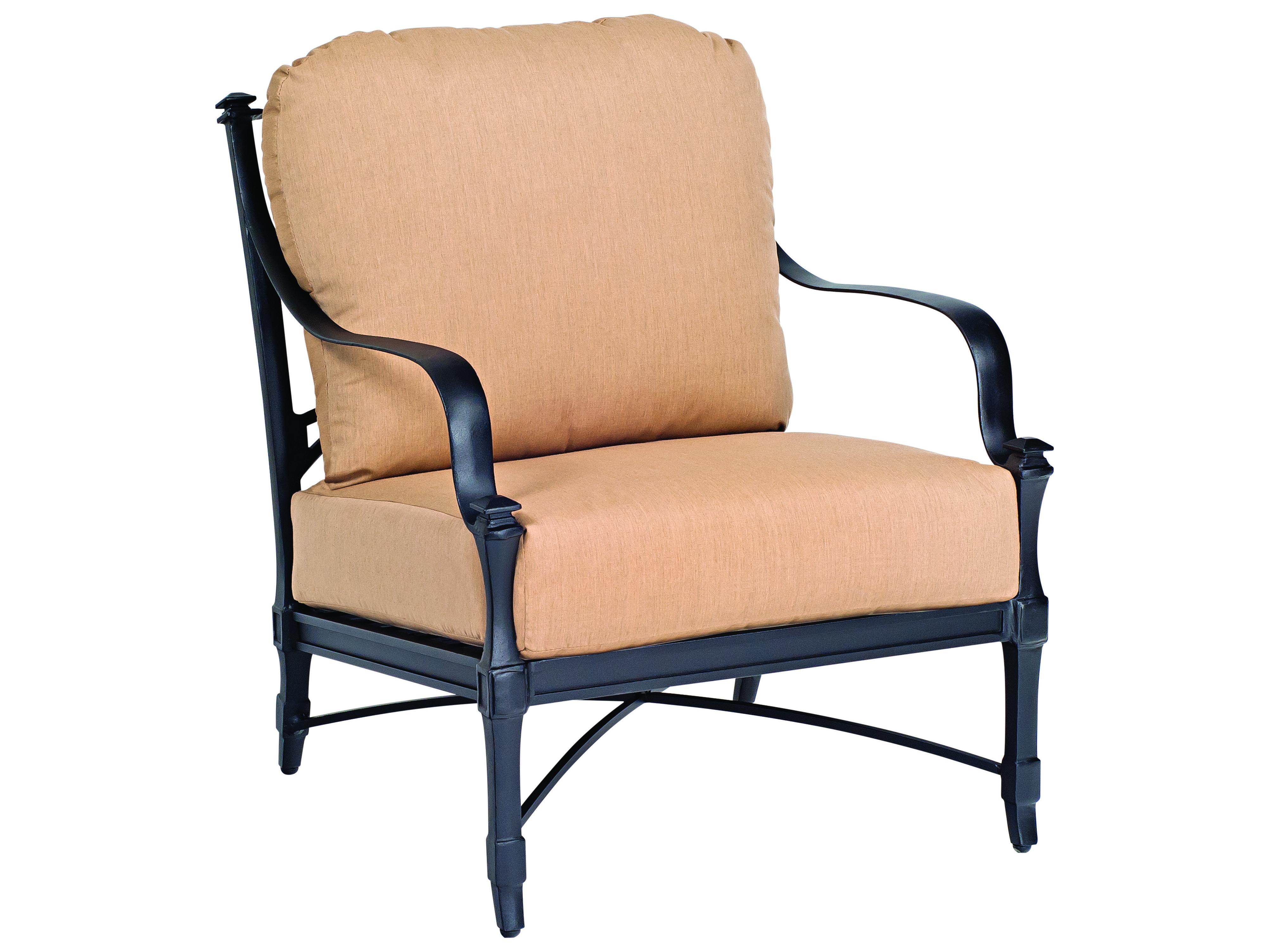 Woodard Isla Lounge Chair Replacement Cushions
