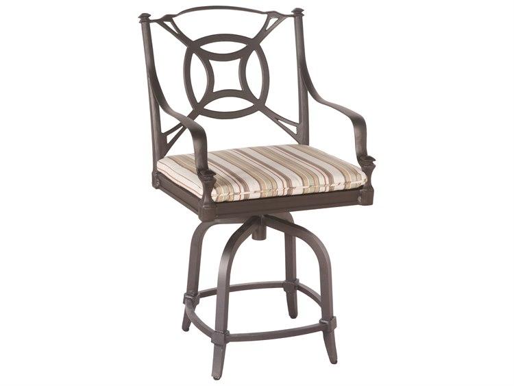 Woodard Isla Swivel Counter Stool Replacement Cushions