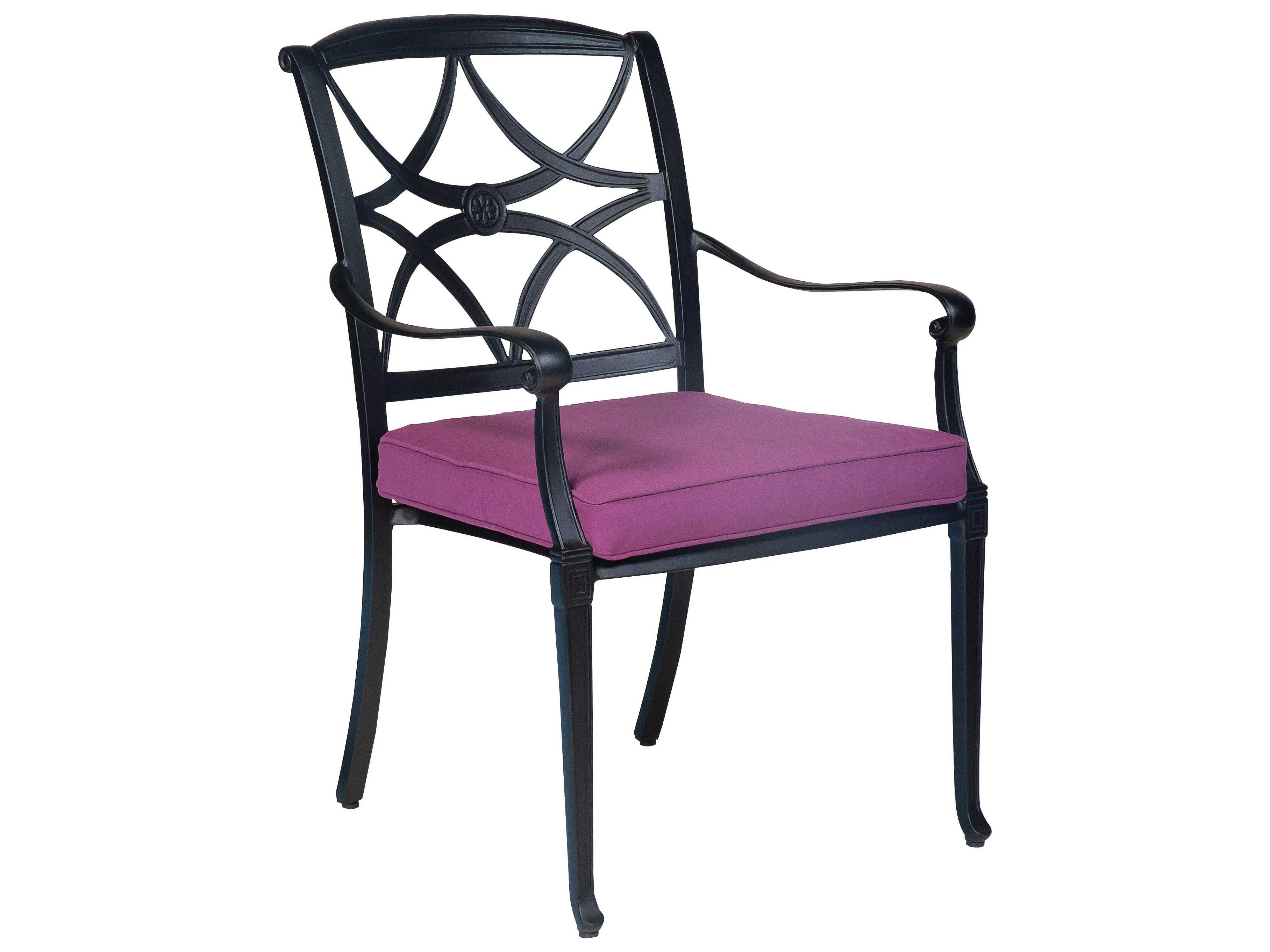 Woodard Wiltshire Aluminum Stackable Dining Chair Wr4q0417