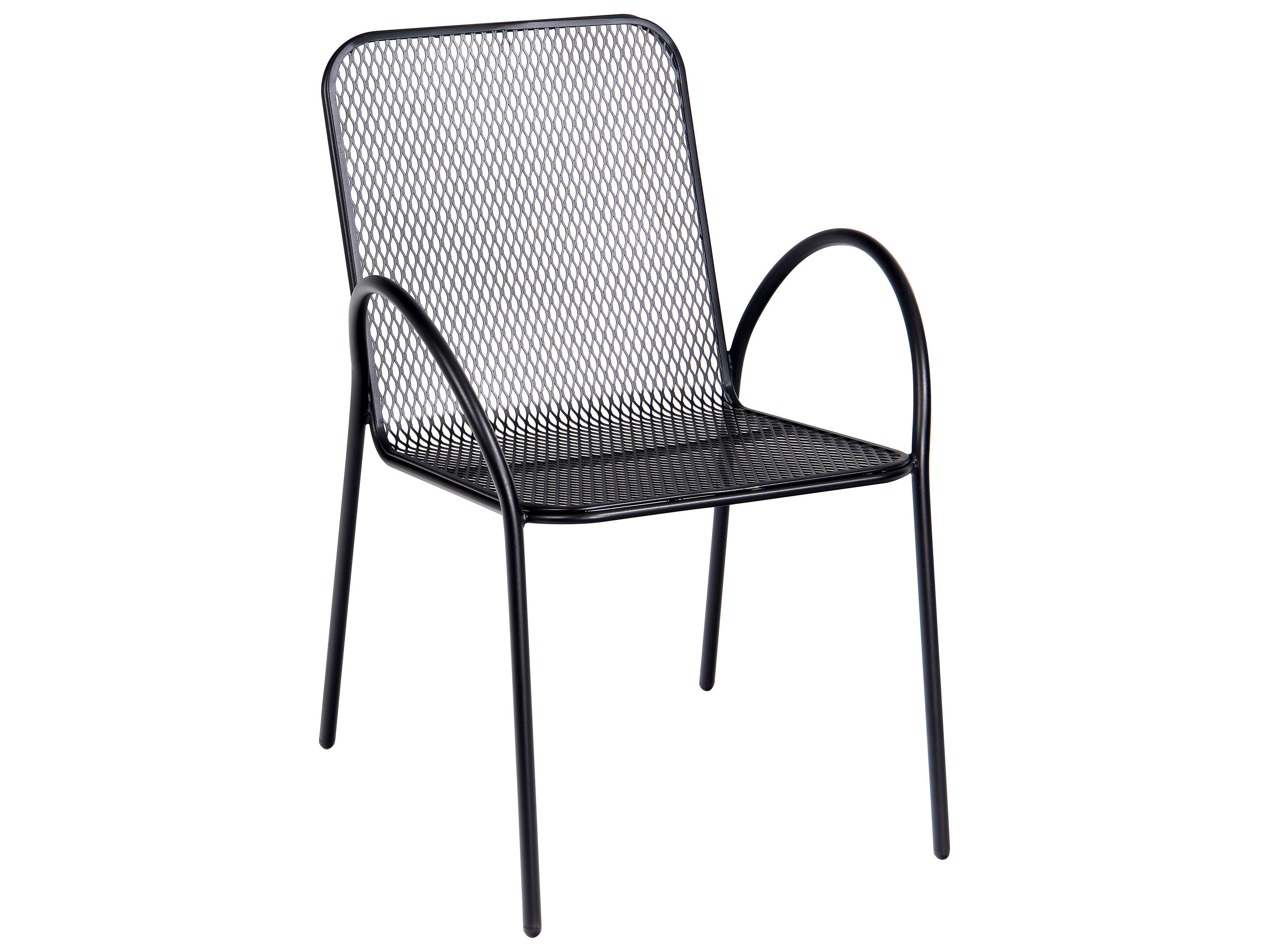 Woodard Avalon Stackable Dining Arm Chair Replacement