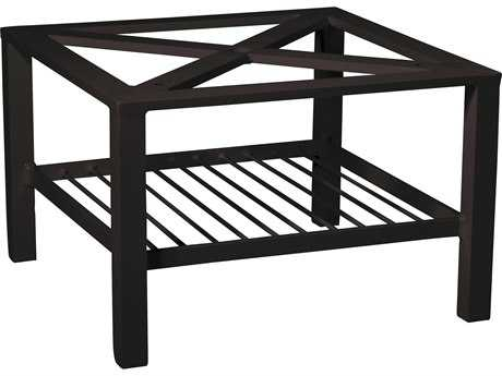Woodard Elite Aluminum Coffee Table Base Only