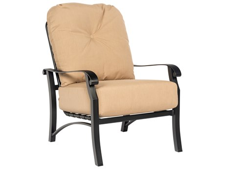 Woodard Cortland Cushion Aluminum Lounge Chair