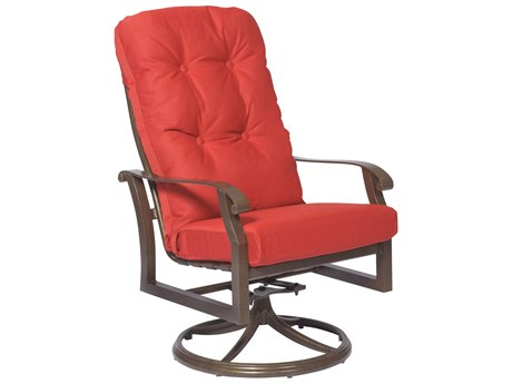Woodard Cortland High Back Swivel Rocker Replacement Cushions