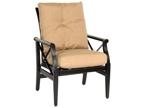 Woodard Andover Cushion Aluminum Rocking Chair