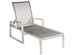 Woodard Wyatt Flex Aluminum Chaise