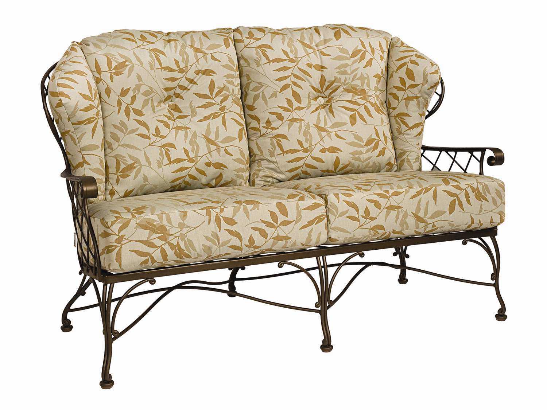 Woodard Brayden Replacement Cushion For Loveseat 530019ch