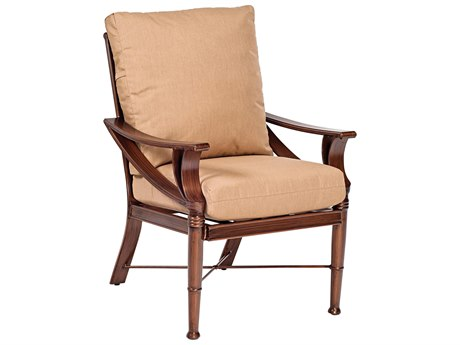 Woodard Arkadia Dining Chair Replacement Cushions