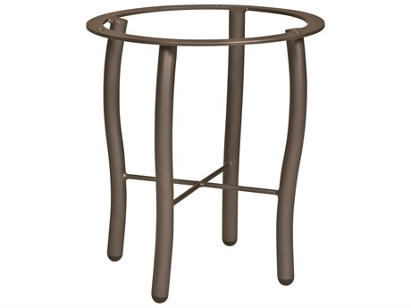 Woodard Tribeca Aluminum End Table Base