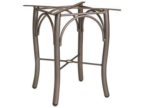 Woodard Tribeca Aluminum Bistro Table Base