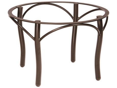 Woodard Tribeca Aluminum Round Coffee Table Base