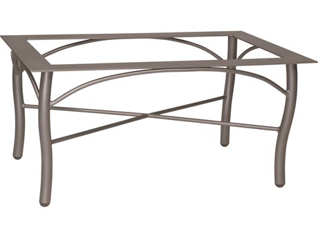 Woodard Tribeca Aluminum Coffee Table Base