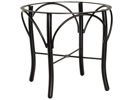 Woodard Tribeca Aluminum Dining Table Base WR5D4800