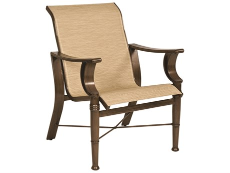Woodard Arkadia Sling Aluminum Dining Chair