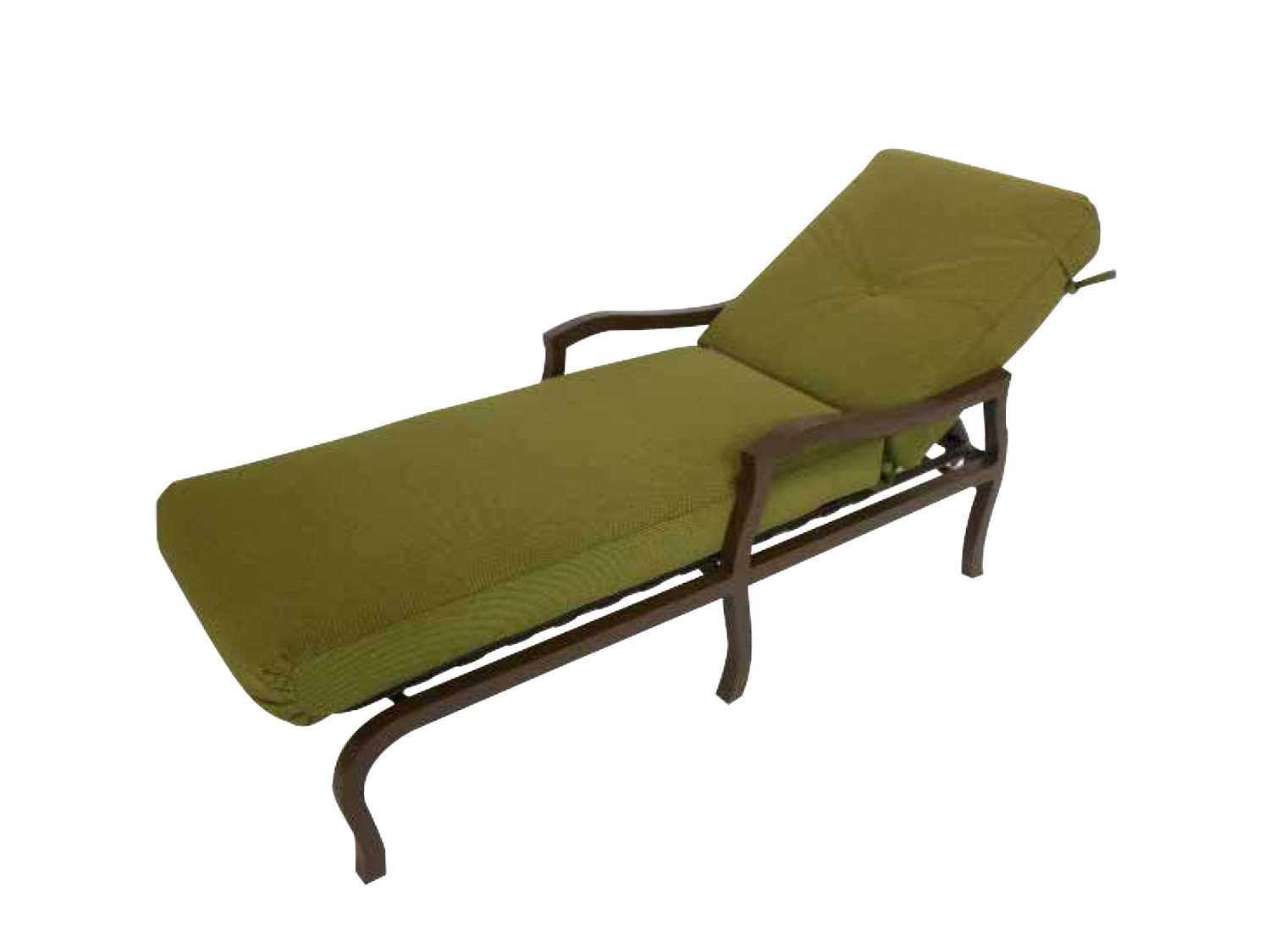 Woodard carson chaise replacement cushions wr5p0470ch for Carson chaise lounge