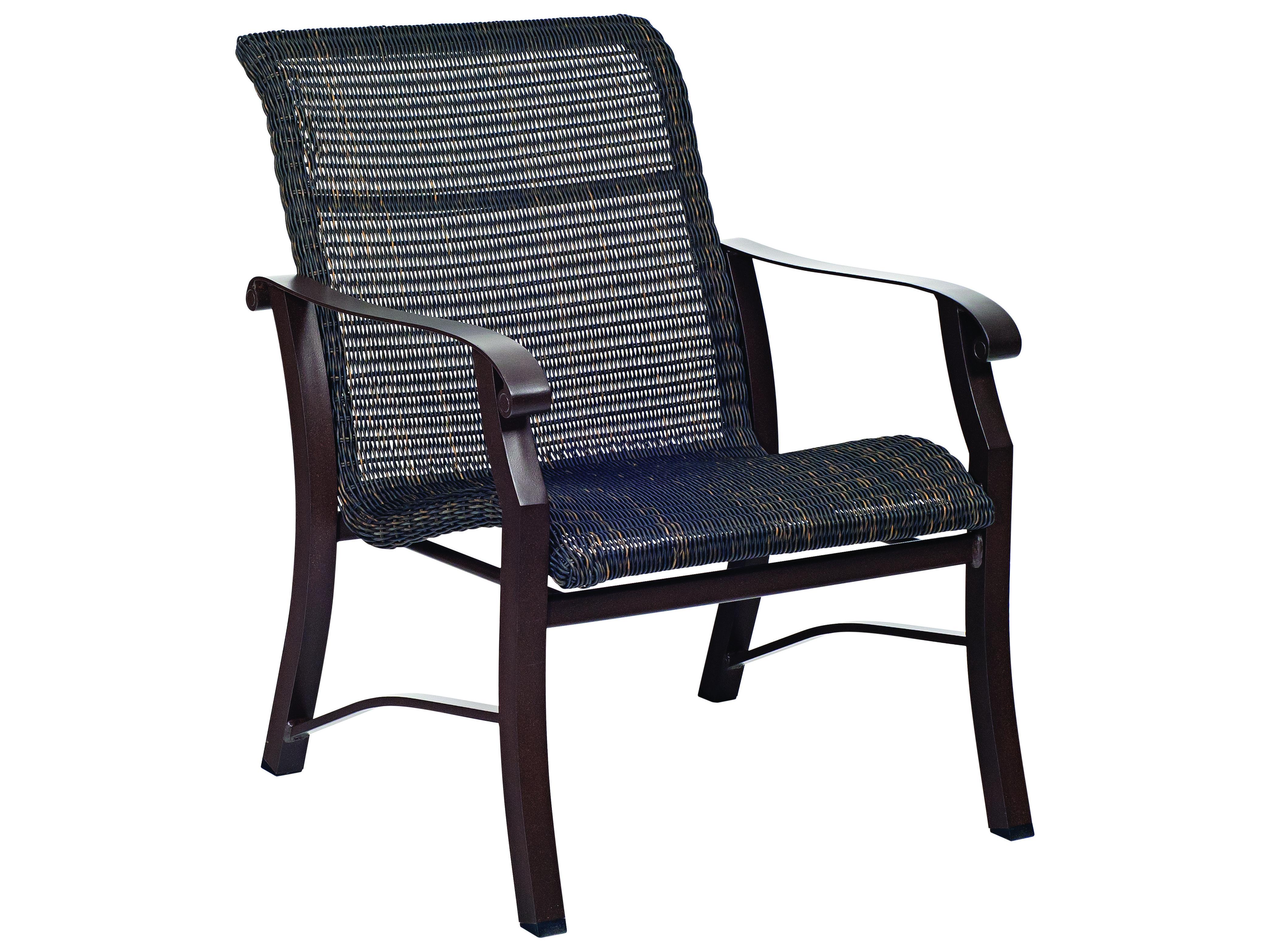 woodard cortland woven round weave wicker lounge set. Black Bedroom Furniture Sets. Home Design Ideas