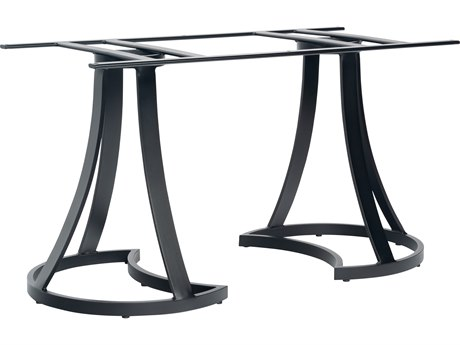 Woodard Aluminum Mainstreet Large Dining Table Base