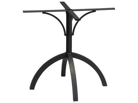 Woodard Aluminum Pedestal Table Base Only