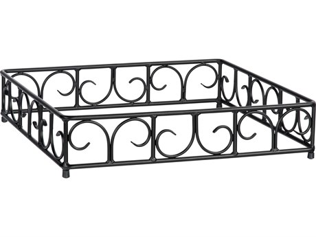 Woodard Wrought Iron Square Fire Guard