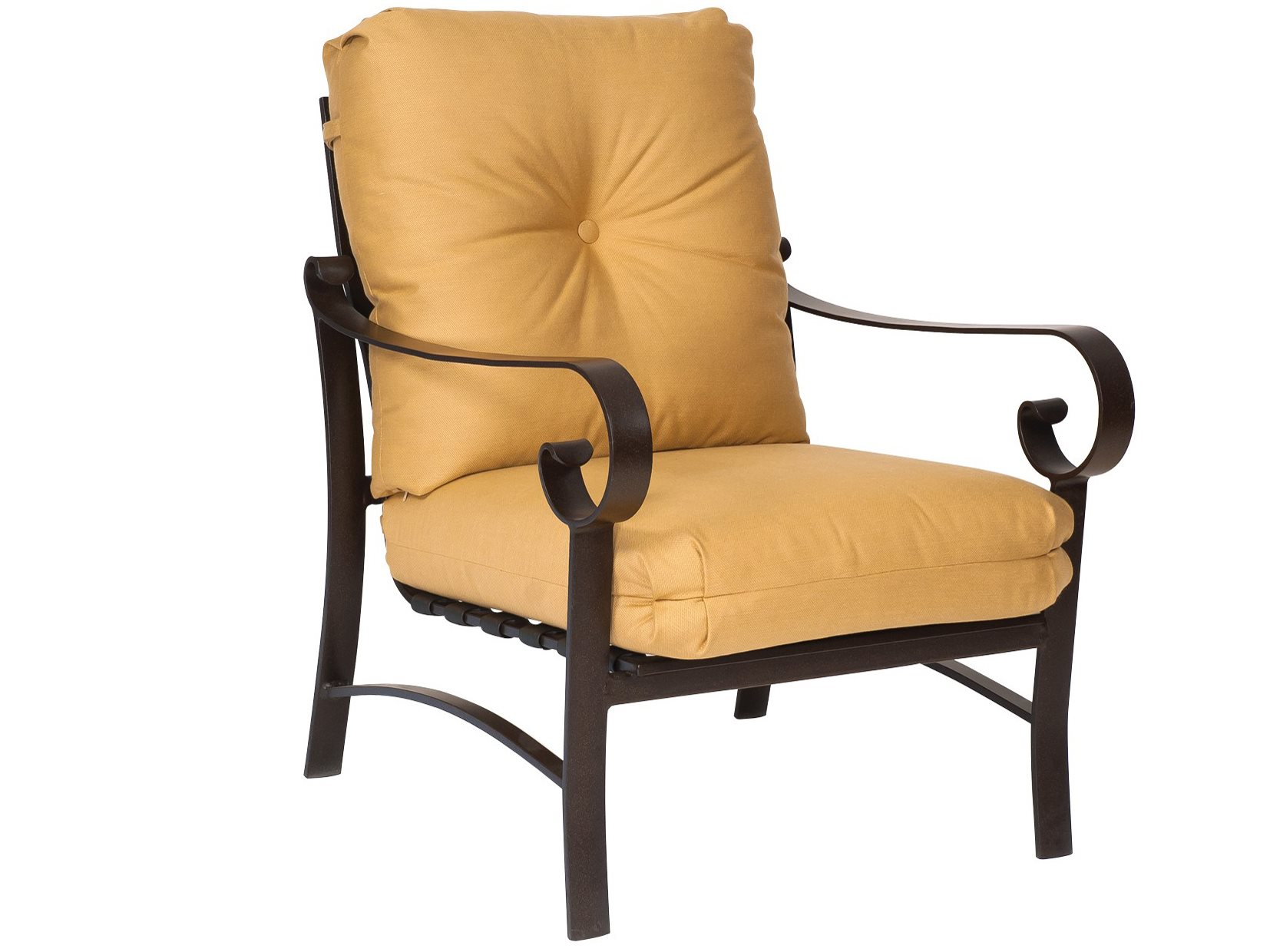 Woodard Belden Dining Chair Replacement Cushions 690401ch