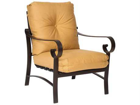 Woodard Belden Lounge Chair Replacement Cushions