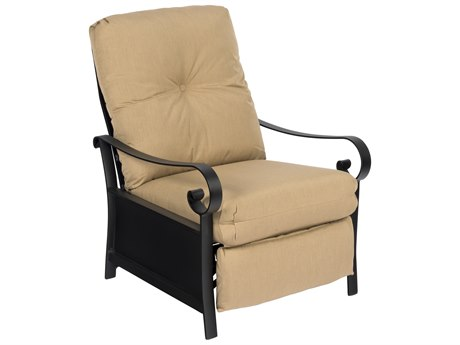 Woodard Belden Cushion Recliner Lounge Chair