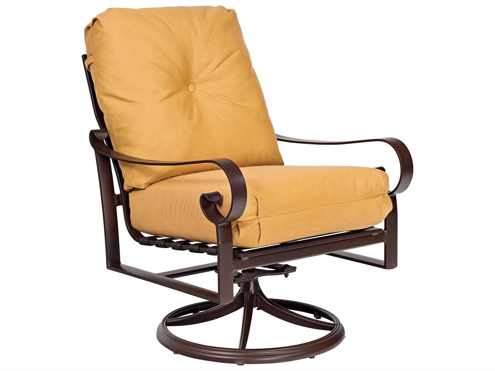Woodard Belden Swivel Rocking Lounge Chair Replacement