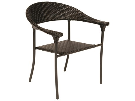 Whitecraft Barlow Wicker Dining Arm Chair