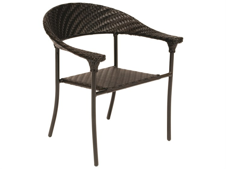 Whitecraft Barlow Wicker Dining Chair PatioLiving