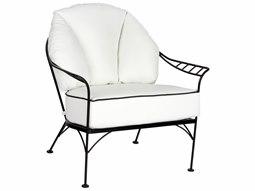 Woodard Hamilton Wrought Iron Lounge Chair