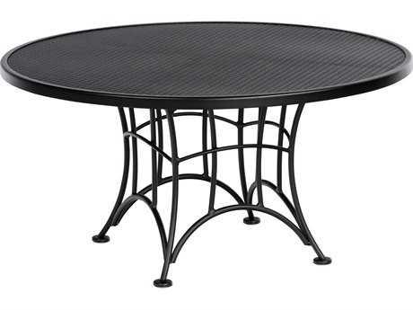Woodard Hamilton Wrought Iron Coffee Table