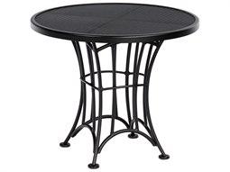 Woodard Hamilton Wrought Iron End Table