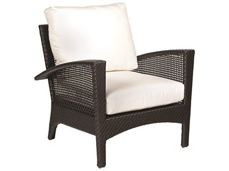 Woodard Trinidad Wicker Lounge Chair
