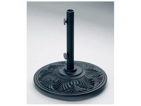 Woodard Cast Aluminum 21'' Round Umbrella Base